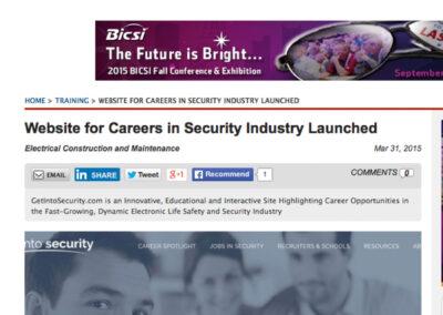 Electronic Security Association