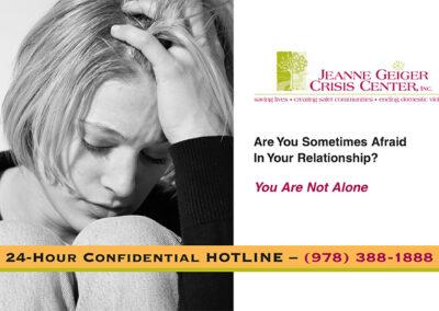Jeanne Geiger Crisis Center